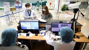 Dịch COVID-19: Hành khách bay nội địa phải khai báo y tế điện tử bắt buộc trước khi khởi hành