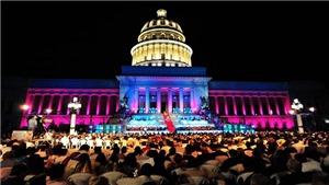Cuba: Lễ hội văn hóa kỷ niệm La Habana 500 tuổi
