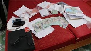 Bình Phước: Triệt phá đường dây tín dụng đen 'khủng', bắt giữ 10 đối tượng