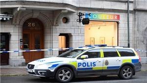 Vụ trộm lớn tại bảo tàng ở thủ đô Stockholm của Thụy Điển