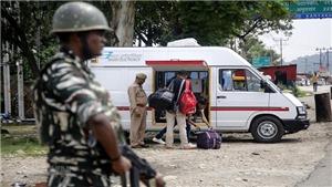 Ấn độ, Pakistan cáo buộc lẫn nhau tấn công qua biên giới Kashmir