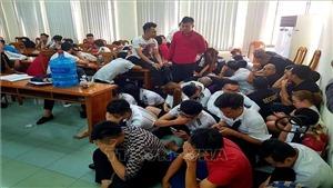 Để hàng trăm người sử dụng ma túy, chủ vũ trường ở Thành phố Hồ Chí Minh bị tạm giữ hình sự