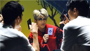 Học trò của Tóc Tiên ra MV lấy cảm hứng từ trò chơi Ma sói