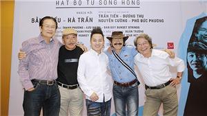 Nhạc sĩ Trần Tiến: Tùng Dương làm được điều 'Bộ tứ sông Hồng' chưa thể làm