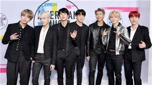 Đây là lý do BTS vắng mặt trong bữa tiệc hậu Lễ trao giải Âm nhạc Mỹ 2017