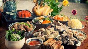 Mâm cỗ ngày Tết của người Việt: 8 bát, 8 đĩa gồm những món gì?