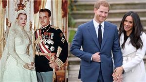 Những lần hoàng gia kết hôn với sao giải trí khiến công chúng 'phát sốt'