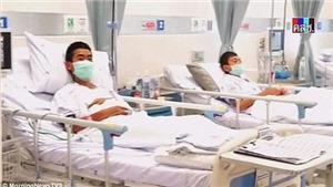 Tuần tới, đội bóng thiếu niên Thái Lan sẽ được xuất viện