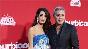 Tài tử George Clooney thổ lộ vợ mình cũng từng bị quấy rối tình dục