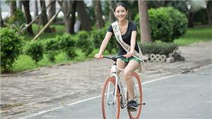 Hà Thu bất ngờ dẫn đầu Hoa hậu Trái đất với liên tiếp 2 huy chương vàng