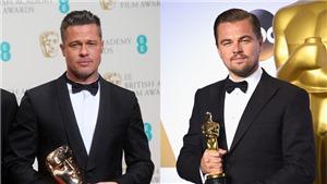 Brad Pitt và Leonardo Dicaprio sẽ 'đóng cặp' trong phim mới của đạo diễn Quentin Tarantino