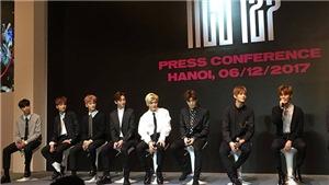 Fans phấn khích reo hò khi NCT 127 chào và giới thiệu bằng tiếng Việt