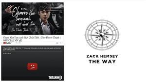 'The Way' - bản nhạc khiến MV của Noo Phước Thịnh bị xoá khỏi Youtube