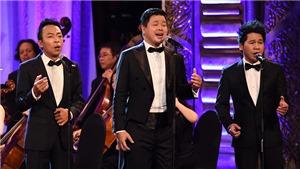 Trọng Tấn - Đăng Dương - Việt Hoàn làm liveshow kỉ niệm 20 năm 'Tam ca nhạc đỏ'
