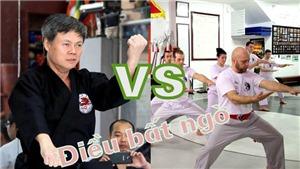 Cao thủ Vịnh Xuân Quyền lưỡng lự trước lời thách đấu của võ sư Việt vì đối thủ quá... thấp bé