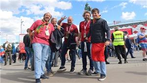 Confederations Cup: Ngày hội bóng đá ở thủ đô Moskva