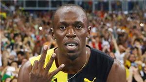 M.U lại 'buồn' trước phát biểu mới nhất của Usain Bolt