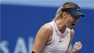 Maria Sharapova thẳng tiến ở US Open giữa những tranh cãi dữ dội