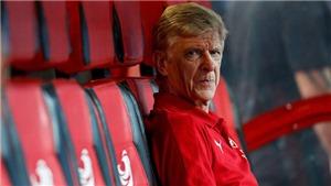 Arsene Wenger: 'Xin lỗi vì giờ này tôi vẫn còn ở đây'