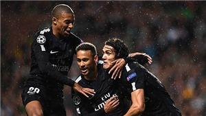 Fan PSG phát cuồng vì bộ ba 'xe - pháo - mã' Mbappe, Cavani và Neymar sau chiến thắng '5 sao'
