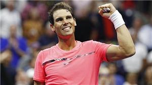 TENNIS ngày 9/9: Nadal có set thắng 6-0 khi hạ Del Potro để vào Chung kết US Open
