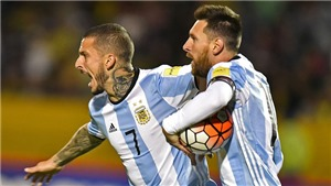 CẬP NHẬT sáng 11/10: Messi lập kỷ lục mới giúp Argentina dự World Cup. Mourinho gây hấn với truyền thông