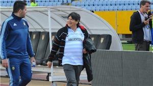 TIẾT LỘ: Argentina mời phù thủy làm phép trước trận gặp Ecuador