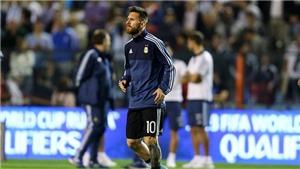 Ecuador-Argentina: 'Một trận đấu sinh tử với Messi'