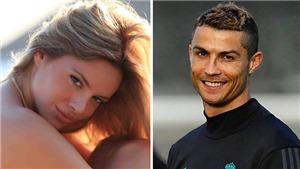 Diễn viên, ca sĩ Hy Lạp thừa nhận 'làm chuyện dại dột' với Ronaldo