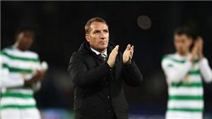 Brendan Rodgers bất lực trước PSG: 'Các anh bảo tôi phải làm gì bây giờ?'