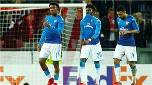 CẬP NHẬT sáng 24/11: Arsenal bại trận vẫn đi tiếp. Cantona chê Mourinho. Italy còn cơ hội dự World Cup