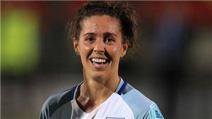 Ghi bàn từ điểm giao bóng, nữ cầu thủ khiến Arsenal ôm hận