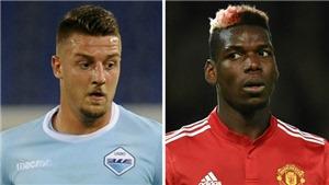CHUYỂN NHƯỢNG 13/12: M.U 'chấm' đối tác cho Pogba. Arsenal chốt giá sao Sevilla