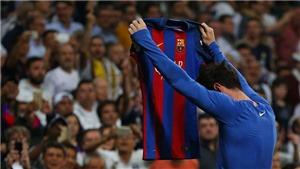 Messi ngạo nghễ ăn mừng tại Kinh điển lọt vào Top những khoảnh khắc tuyệt vời nhất 2017