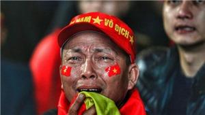 Cộng đồng mạng ngả mũ trước tinh thần thi đấu quả cảm của U23 Việt Nam