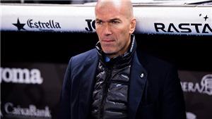 CĐV Real nổi giận: 'Hãy chấm dứt sự điên rồ này và sa thải Zidane'