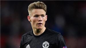 McTominay nghe lời Mourinho, đã chọn đội tuyển để bắt đầu sự nghiệp quốc tế