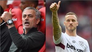 CHUYỂN NHƯỢNG 31/5: Mourinho đích thân 'xem giò' Ibra mới. Lộ diện tiền vệ sắp cập bến Liverpool