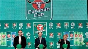 Bốc thăm League Cup Anh diễn ra ở Việt Nam, người hâm mộ bất ngờ