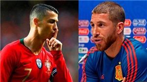 CẬP NHẬT sáng 18/6: Ramos chế nhạo Ronaldo. Arsenal đón tân binh thứ 2. Rui Patricio cập bến Premier League
