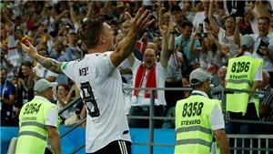 Ferdinand kêu Kroos 'hãy dừng lại'. CĐV đau tim, phát điên với kết thúc tuyệt vời của Đức