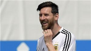 Leo Messi: 'Tôi sẽ không giải nghệ chừng nào chưa vô địch thế giới với Argentina'