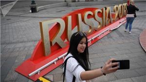 Fan bóng đá Trung Quốc chi 132000 USD đến Nga để xem một trận đấu World Cup