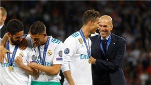 CẬP NHẬT tối 8/6: Ronaldo 100% rời Real. M.U nổ 'bom tấn' thứ 3. Abidal làm sếp 'bự' ở Barca