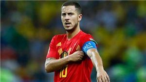 (VTV3 trực tiếp) Pháp vs Bỉ: Eden Hazard nói điều khiến người Bỉ chạnh lòng.