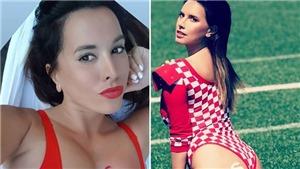 Siêu mẫu Playboy, cựu WAGs Croatia hứa... ngừng cởi đồ nếu đội nhà vô địch World Cup
