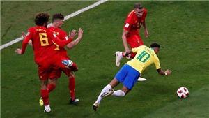 'Nếu tặng một ly bia miễn phí cho mỗi lần Neymar ăn vạ, quán bar sẽ sớm phá sản'