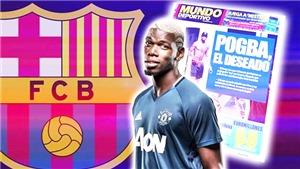 NÓNG: Báo Italy tiết lộ Pogba đã chọn xong số áo ở Barca