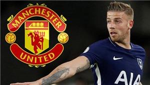 CHUYỂN NHƯỢNG M.U 4/8: Alderweireld quyết đến M.U. Barca tăng giá Yerry Mina. Martial đến Chelsea?