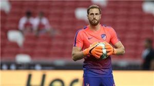NÓNG: Chelsea chi 89 triệu bảng để chuộc hợp đồng của Jan Oblak